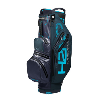 Golftrollybag H2 NO CA light WP, blau,  10""