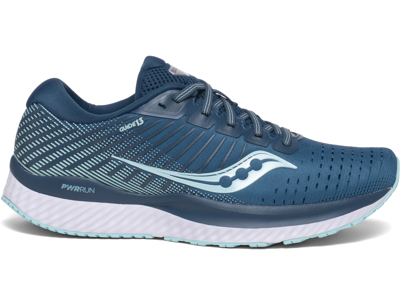 Damen-Joggingschuh Guide 13, 5.5, blue-aqua