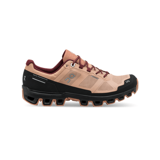Damen-Joggingschuh Cloudventure Waterproof, 5, rosebrown|mulberry