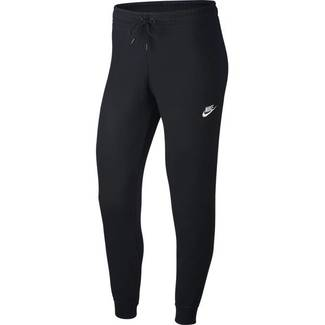 Damen-Jogginghose W NSW ESSNTL PANT TIGHT FLC, S, schwarz