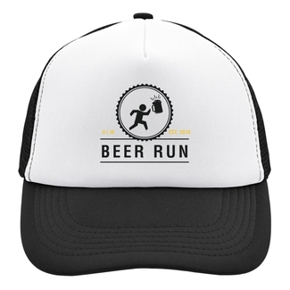 Beer Run Cap, Onesize