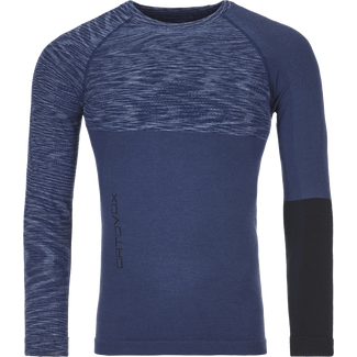 Herren-Funktionswäsche COMPETITION LONG SLEEVE, L, night blue blend