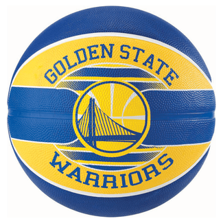 Basketball NBA Team Ball Golden State Warriors, 7