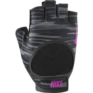 9092/45 Womens Fit Training Gloves, S, 087 anthracite/black/hyper pin
