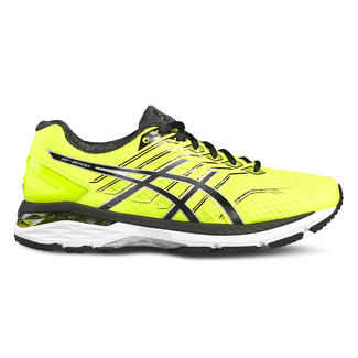 Herren-Laufschuh GT-2000 5, 7.5, Safety Yellow/Black