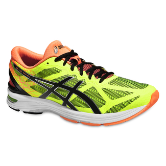 Herren-Laufschuh DS Trainer 21, 8.5, Flash Yellow/Black