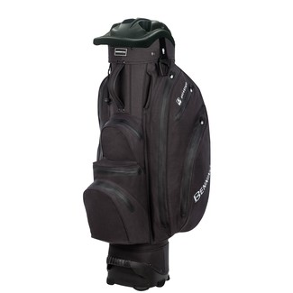 "Golftrollybag QO 14 Staff WP, 10"", Black Tex"