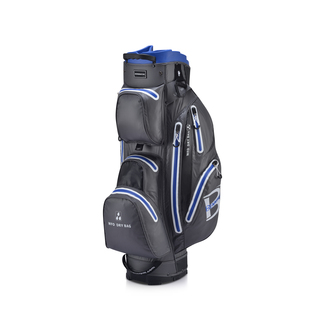 "Golftrollybag WFO WP, 9.5"", Canan Grey/Electric Blue"