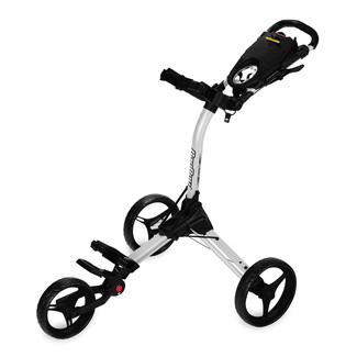 Golftrolly Compact C3, White/Black accent