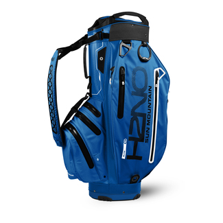 "Golftrollybag H2NO Elite Waterproof, 10"", Cobalt/Black"