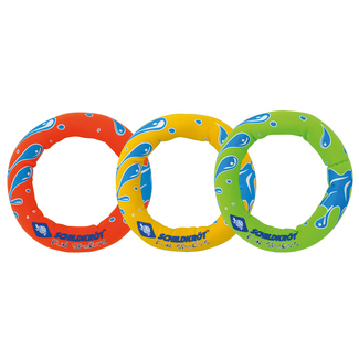 NEOPRENE DIVING RINGS (3 Tauchrin,