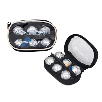 BOULE/BOCCIA Set Mini, Nylontasch,