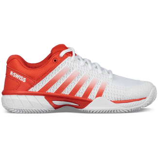 Damen-Tennisschuhe KSwiss Express Light Clay Orange, 5.5