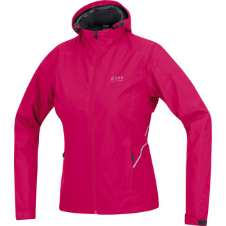 Leichte Damen-Laufjacke Essential Lady 2.0 AS Zip-Off Jacke, 40, Pink