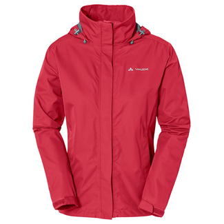 Damen-Regenjacke, Escape Light Jacket, 44, Rot