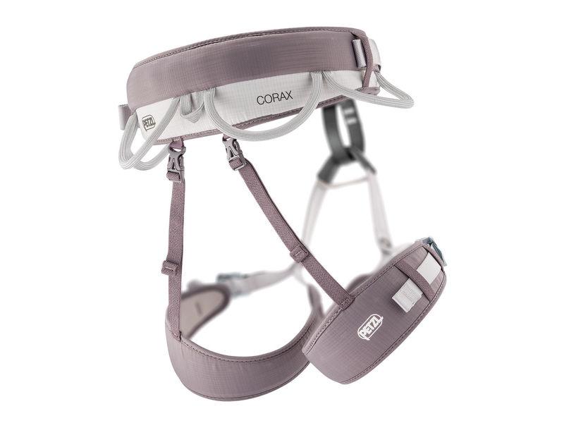 Petzl Klettergurt Corax Test : Bergsport zubehör klettergurt corax grau outdoor sport