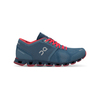 Damenschuh Cloud X   5.5, Blau/Pink