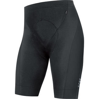 Radhosen kurz 9900 POWER TIGHT, M, Schwarz